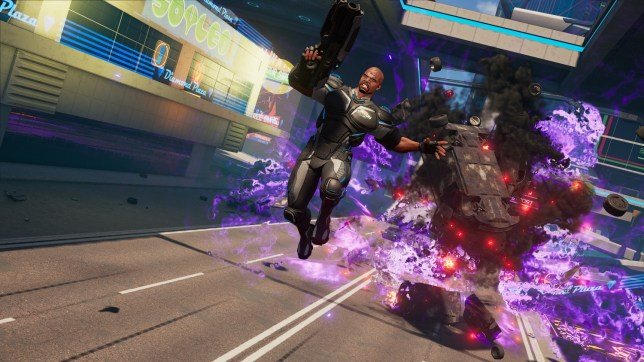 Crackdown 3 (XO) - not Terry-ibly good