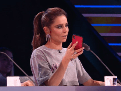 Cheryl eye-rolls Liam Payne during shock appearance on The Greatest Dancer