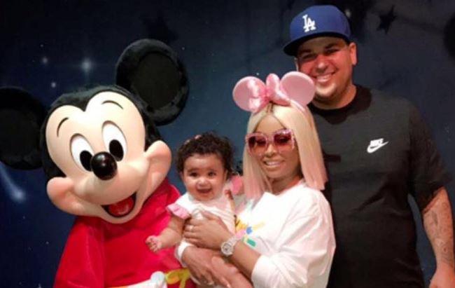 'Something is terribly wrong': Blac Chyna's mum thinks Dream should remain in Rob Kardashian's custody