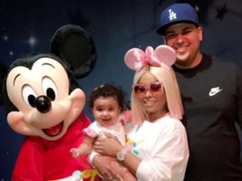 'Something is terribly wrong': Blac Chyna's mum thinks Dream should remain in Rob Kardashian's custody