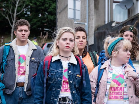 Derry Girls series 2 finale gives James centre stage in perfect and poignant send-off