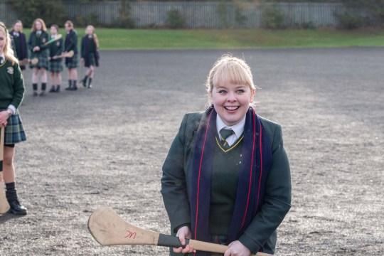 Derry Girls Nicola Coughlan joins Northern Ireland abortion