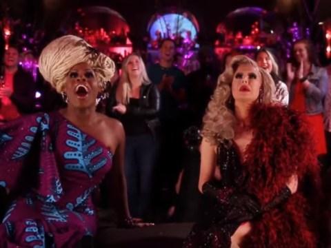 Drag Race winners don't know who won as each queen films a winning segment