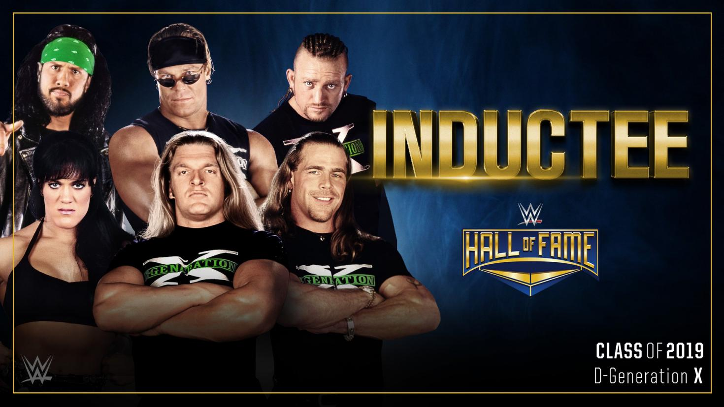 WWE announce legends D-Generation X for 2019 Hall of Fame