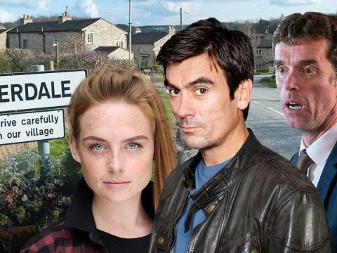 Emmerdale spoilers: Marlon in danger from Cain Dingle for bringing Amy Wyatt back?