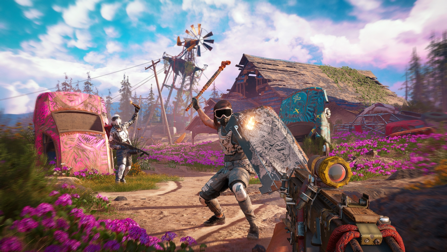 Games Inbox: Far Cry 6 ideas, Scalebound on Switch, and Resident Evil 2 The Ghost Survivors