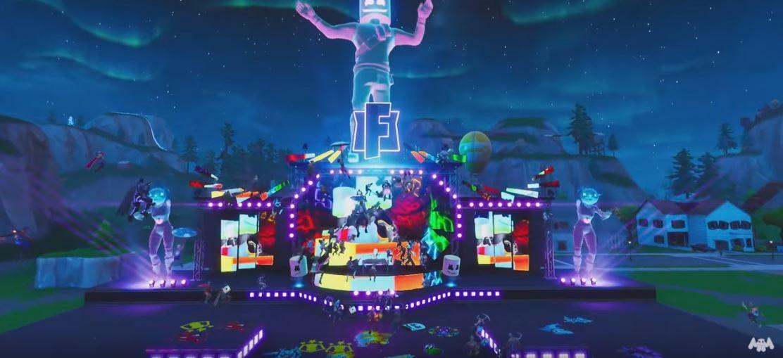 Fortnite hosts historic Marshmello concert for over 10 million players – extended set released