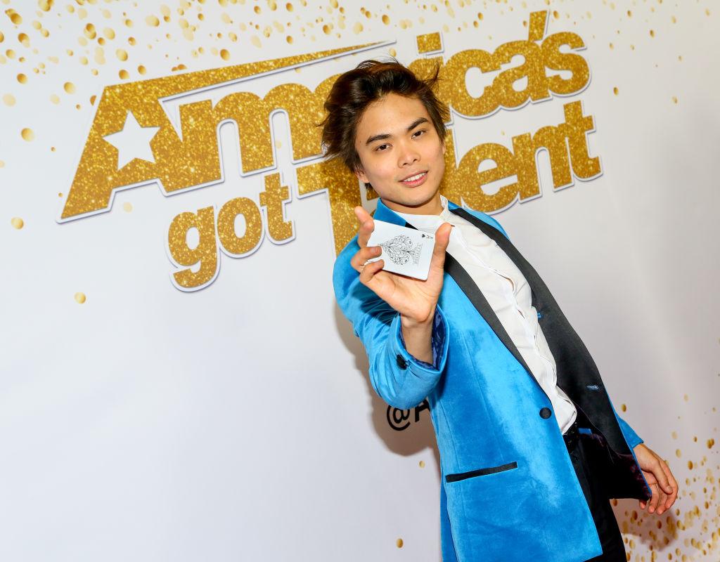 shin lim, america's got talent winner and contestant in America's got talent the champions