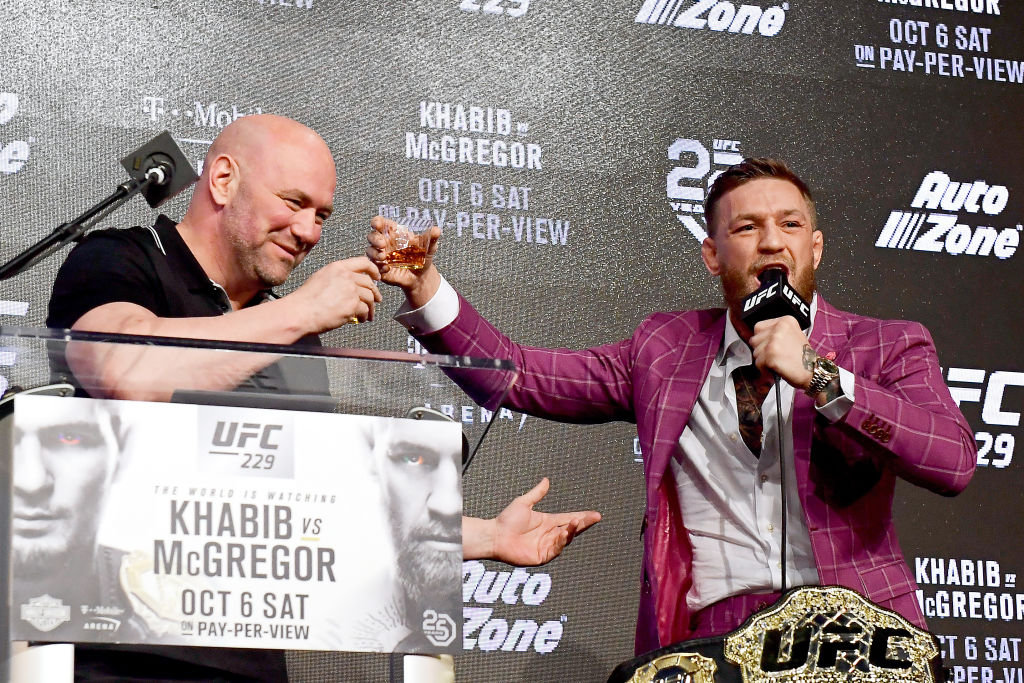 UFC president Dana White reacts to Conor McGregor's retirement from MMA