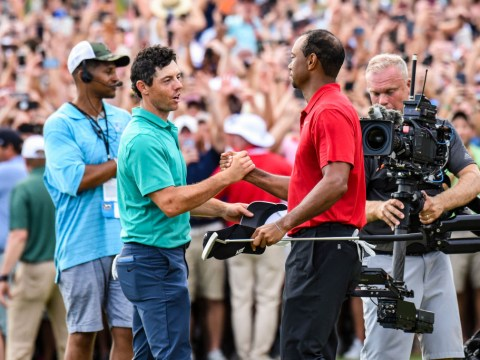 Tiger Woods speaks out on rivalry and relationship with Rory McIlroy