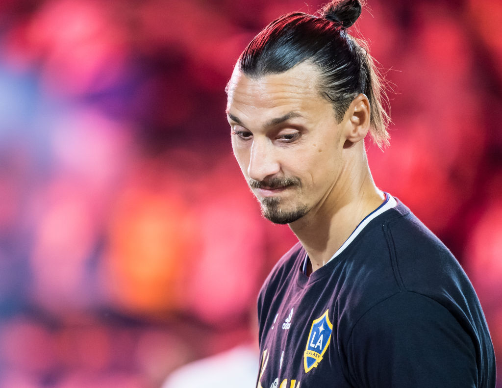 Manchester United or PSG? Zlatan Ibrahimovic picks his favourite for Champions League tie
