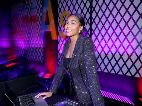 Jordyn Woods 'hooked up' with another of Khloe Kardashian's exes just 24 hours after cheating with Tristan Thompson