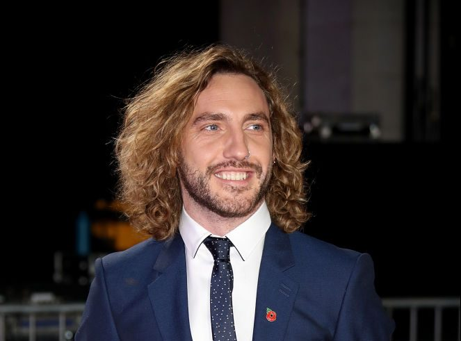 Strictly Come Dancing's Seann Walsh