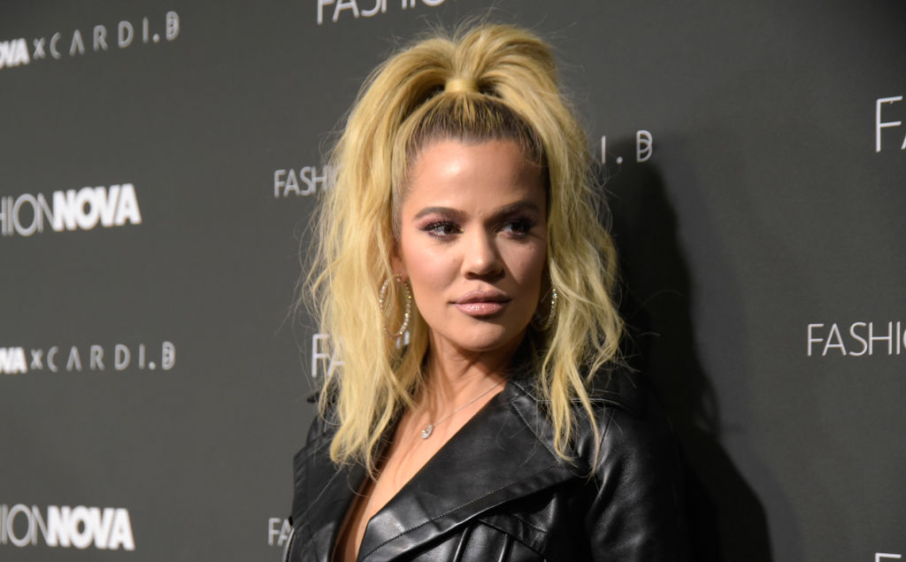 Khloe Kardashian admits title of her series Twisted Love is 'ironic' after Tristan Thompson split