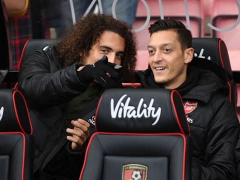 Emmanuel Petit reveals what Matteo Guendouzi will be thinking about Mesut Ozil