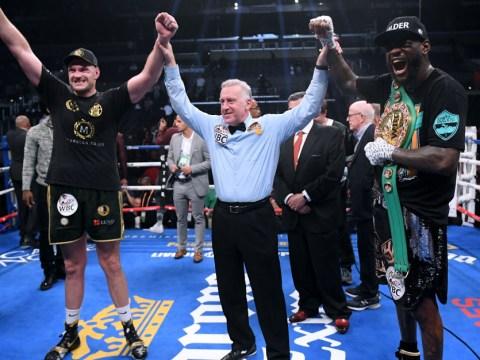 Tyson Fury downplays possibility of fighting Deontay Wilder next