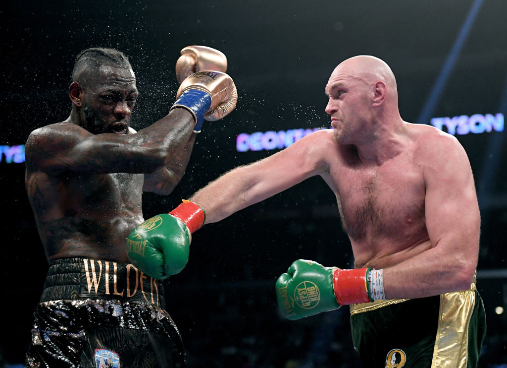 Shelly Finkel: Deontay Wilder shelves Anthony Joshua fight until 2020, wants Tyson Fury end of 2019