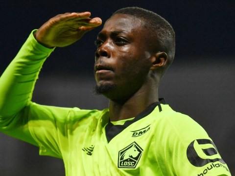 Lille set asking price for Arsenal to sign Nicolas Pepe