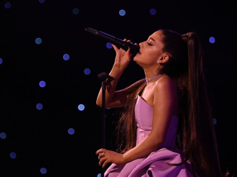 Ariana Grande answers criticism about headlining Manchester Pride as a straight woman
