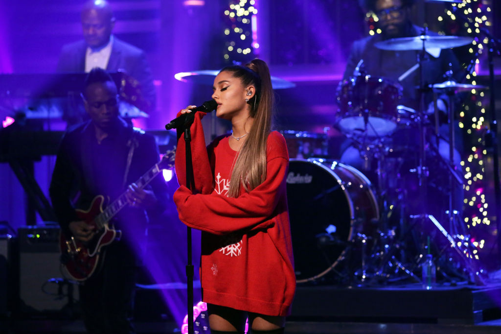 Ariana Grande calls out Grammy producer for 'lying' about why she pulled out of show