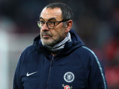 Maurizio Sarri contacted by Roma as Chelsea prepare to sack manager