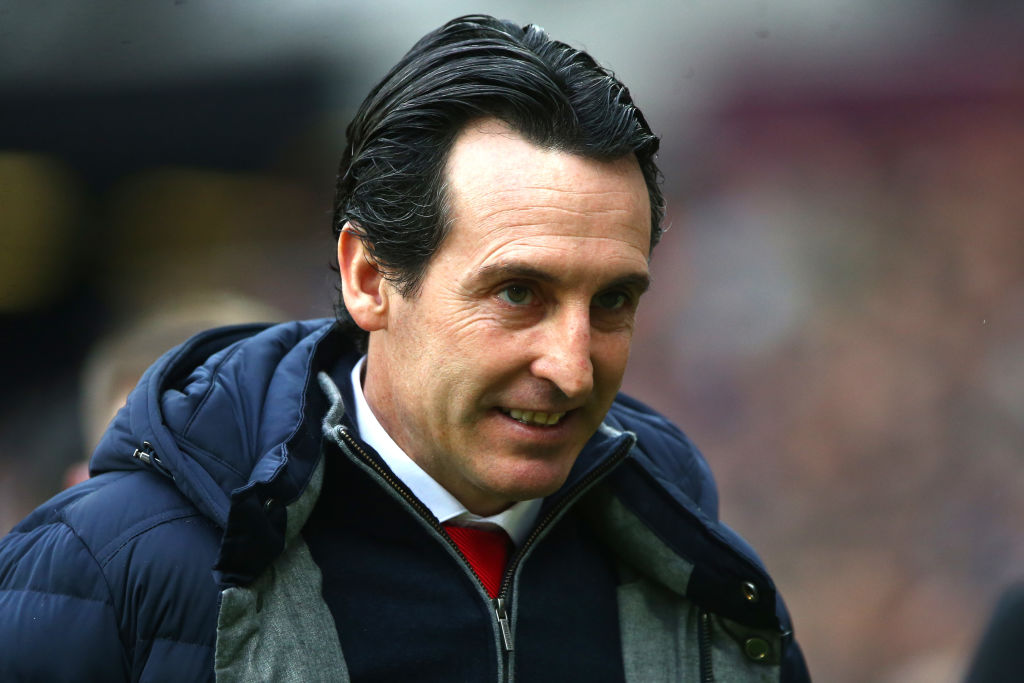 Unai Emery wants FIVE new signings as he plans Arsenal title challenge next season