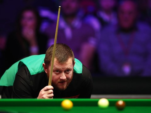 Mark Allen 'in a real dark place' despite victory in Welsh Open first round
