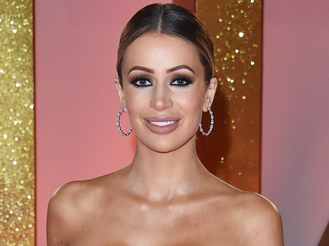 Olivia Attwood throws shade at Love Island ex Chris Hughes and his new romance with Jesy Nelson