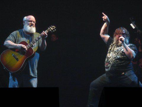 Jack Black and Kyle Gass announce Tenacious D tour following YouTube debut