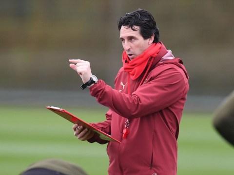 What Unai Emery told Arsenal squad in special team meeting before vital BATE Borisov clash