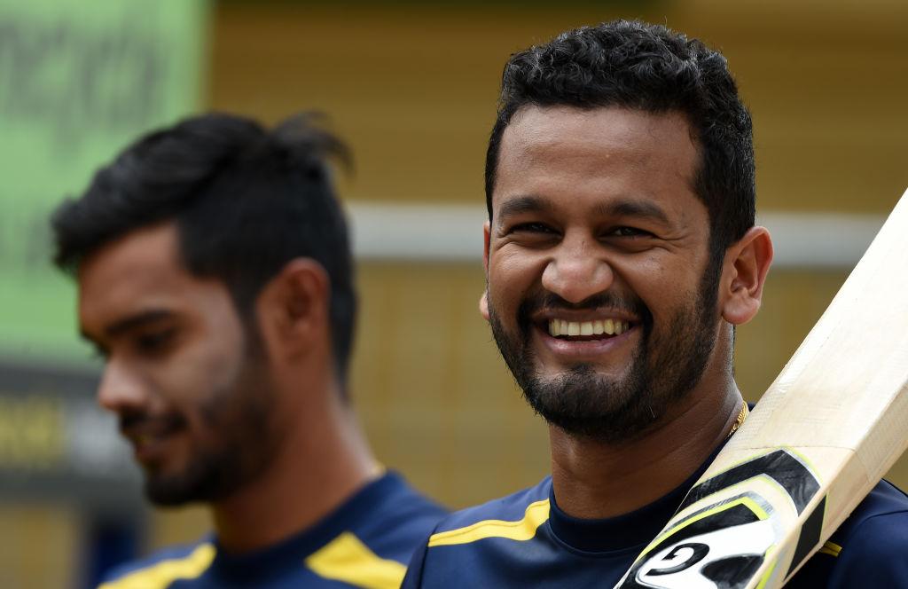 Sri Lanka batsman Dimuth Karunaratne 'could not be happier' after signing Hampshire deal