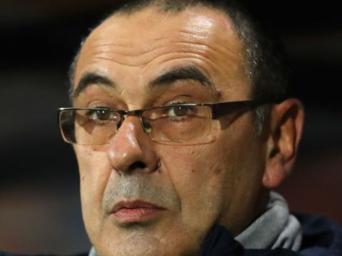 The pressure was greater at Napoli insists under-fire Chelsea boss Maurizio Sarri
