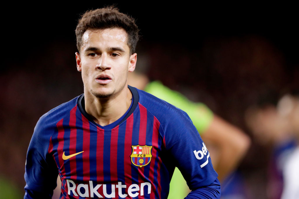 Manchester United and Chelsea given hope of signing Philippe Coutinho after Barcelona U-turn