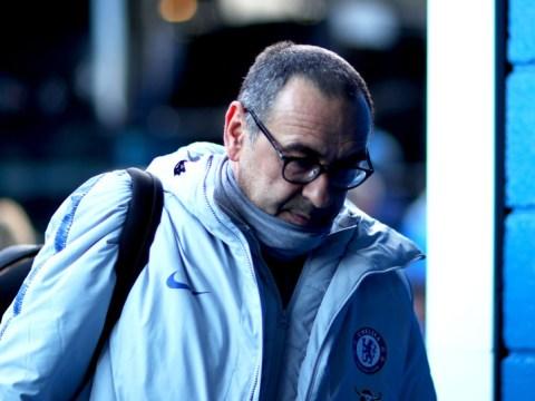 Gary Neville predicts when Chelsea will sack Maurizio Sarri
