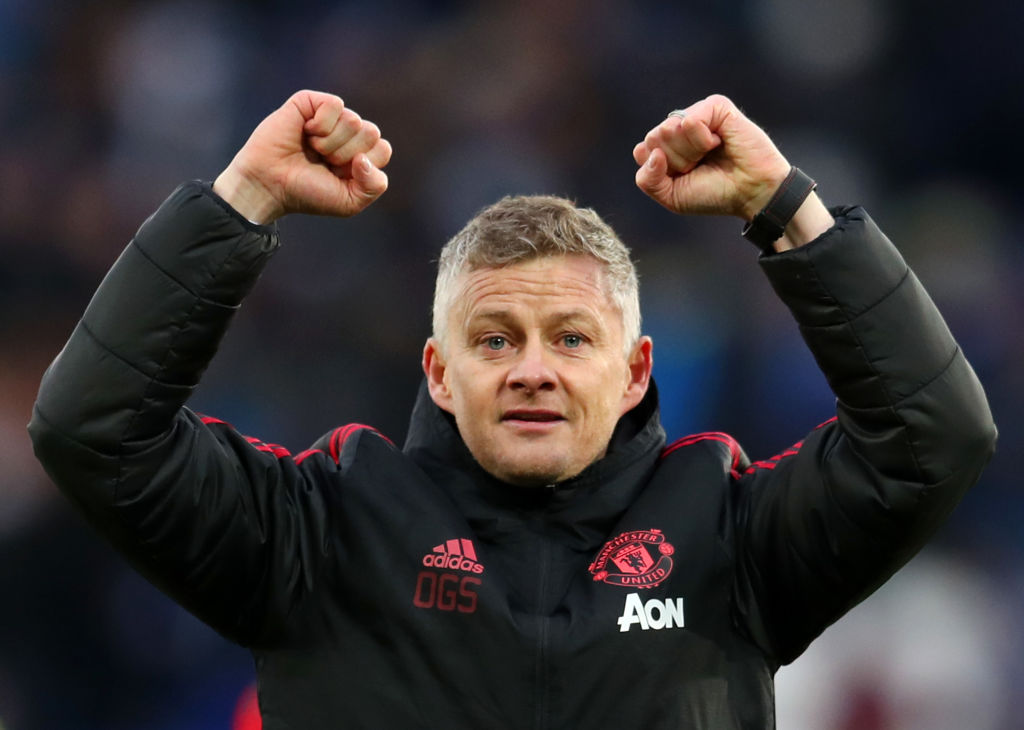 The two reasons why Ole Gunnar Solskjaer is in 'pole position' to be permanent Man Utd manager