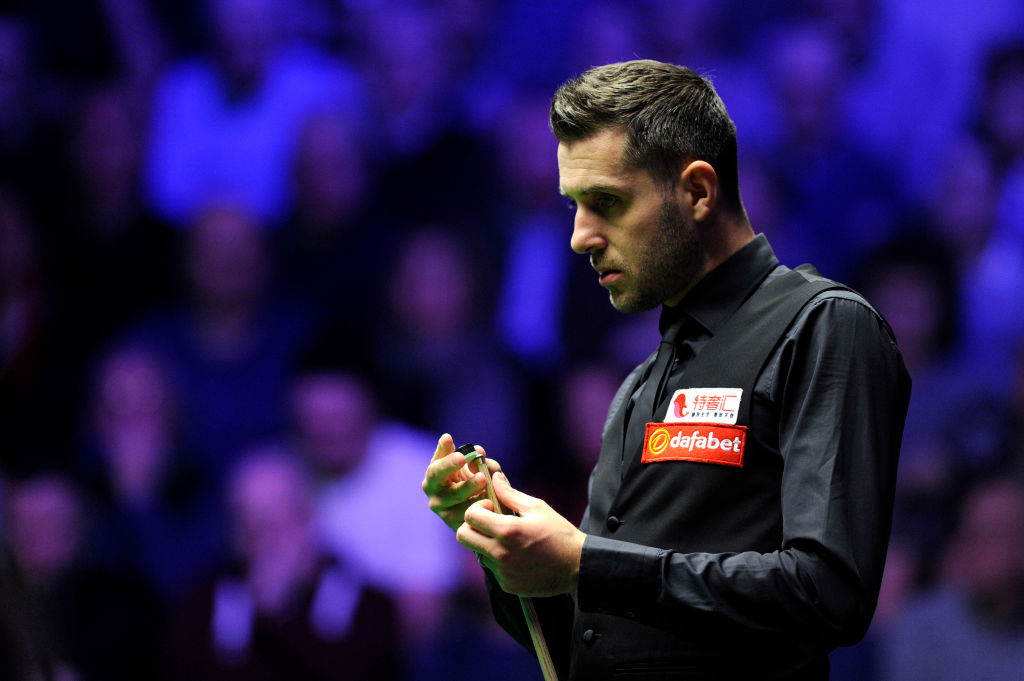 Mark Selby knows 'it's time to perform' with world number one spot under threat