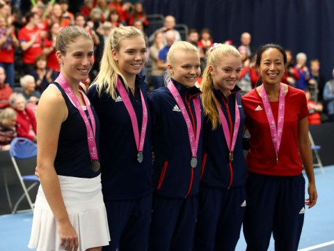 Copper Box Arena confirmed as host venue for Great Britain Fed Cup tie vs Kazakhstan