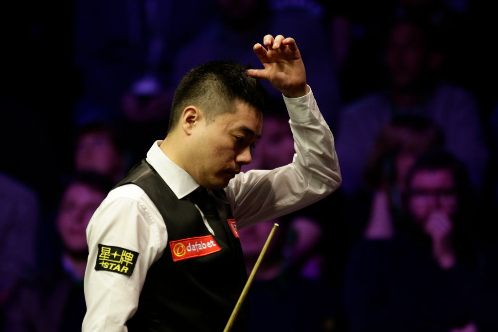 Ding Junhui the latest to suffer Welsh Open shock as John Higgins edges Jack Lisowski