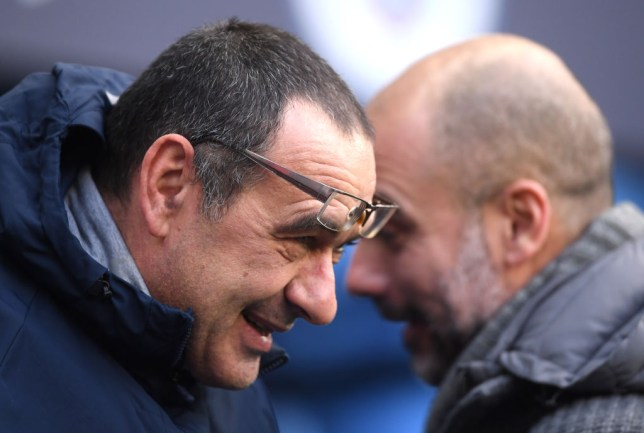 Maurizio Sarri faces growing uncertainty over his future at Chelsea ahead of the Carabao Cup final against Manchester City