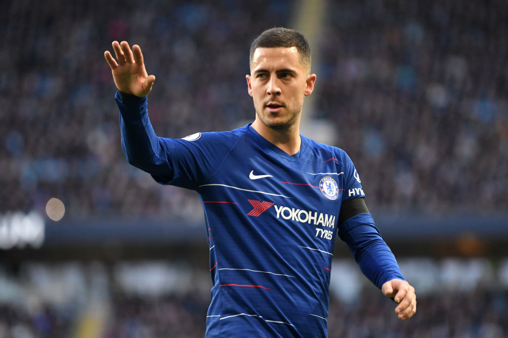 Eden Hazard aims dig at Jose Mourinho and praises Maurizio Sarri as he compares managers