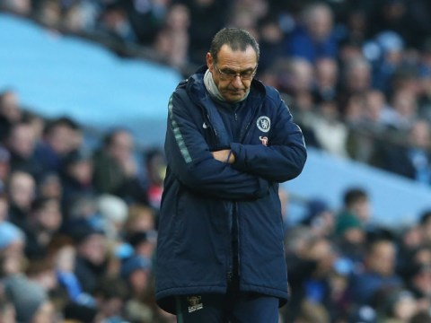 Maurizio Sarri in sack threat as Roman Abramovich will not accept Man City thrashing, says former Chelsea assistant manager