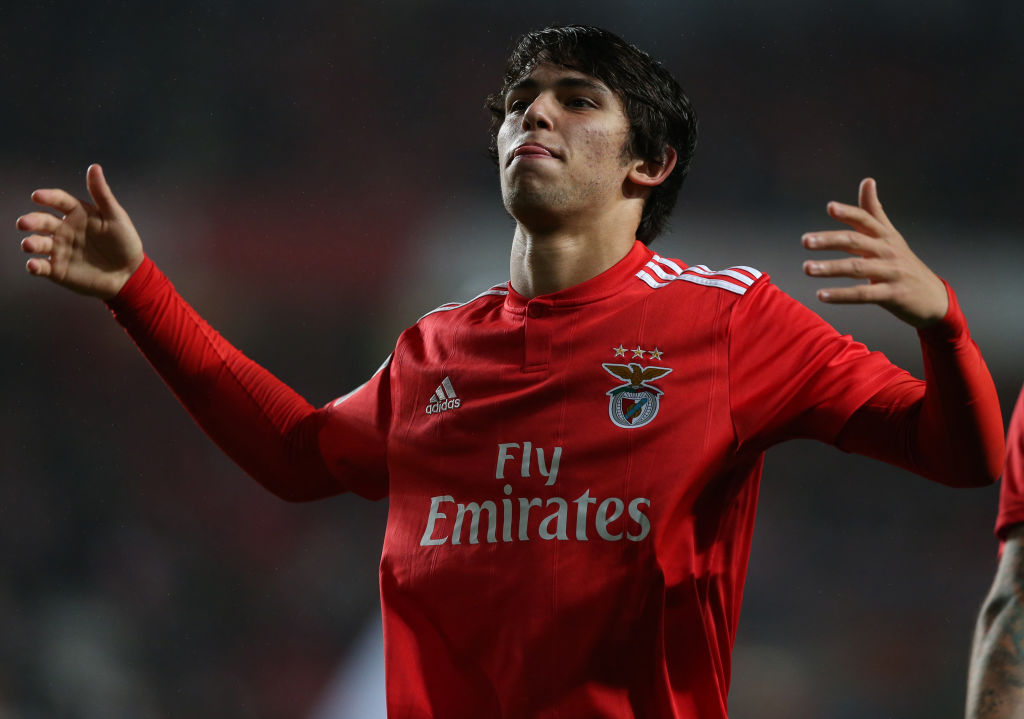 Benfica expect Manchester United target Joao Felix to seal Barca or Real transfer