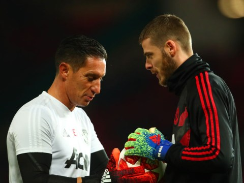 Emilio Alvarez drops hint over David de Gea's Manchester United future