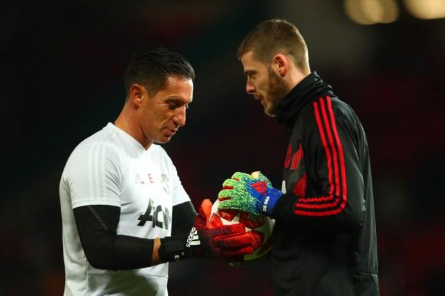 Manchester United news: Emilio Alvarez drops David de Gea hint