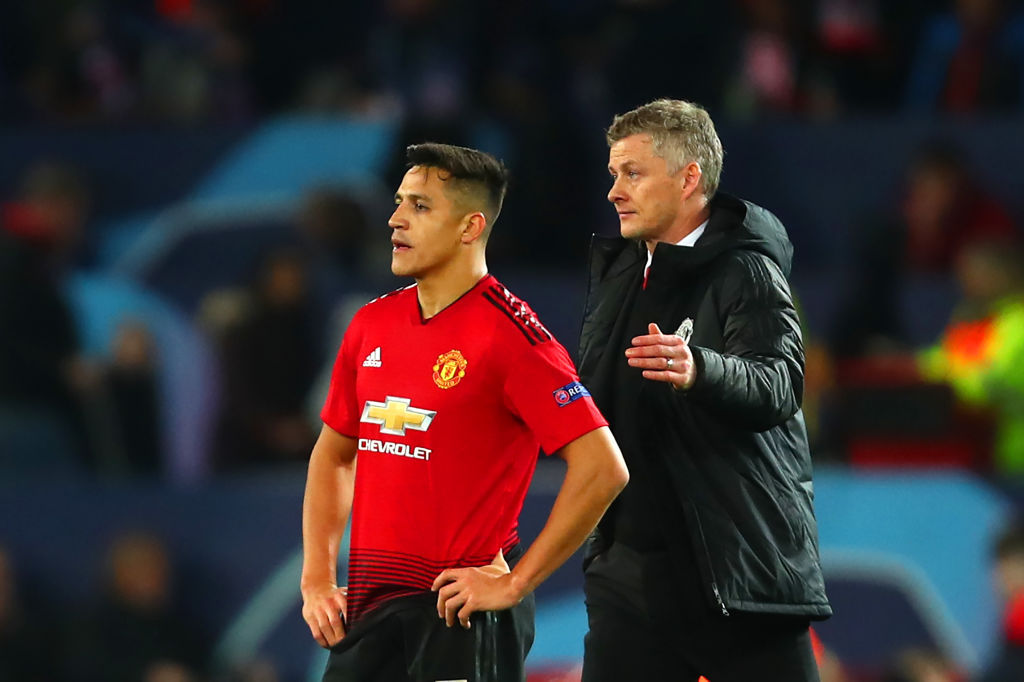 Paul Merson reveals the two reasons Alexis Sanchez has flopped at Manchester United
