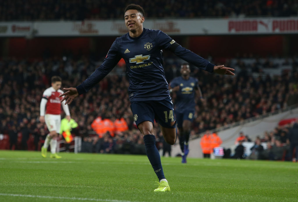Jesse Lingard explains how his role at Manchester United has changed under Ole Gunnar Solskjaer
