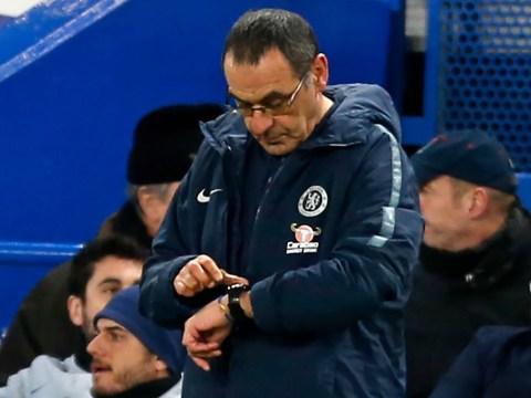Martin Keown calls Maurizio Sarri 'stupid' for keeping Callum Hudson-Odoi on Chelsea bench