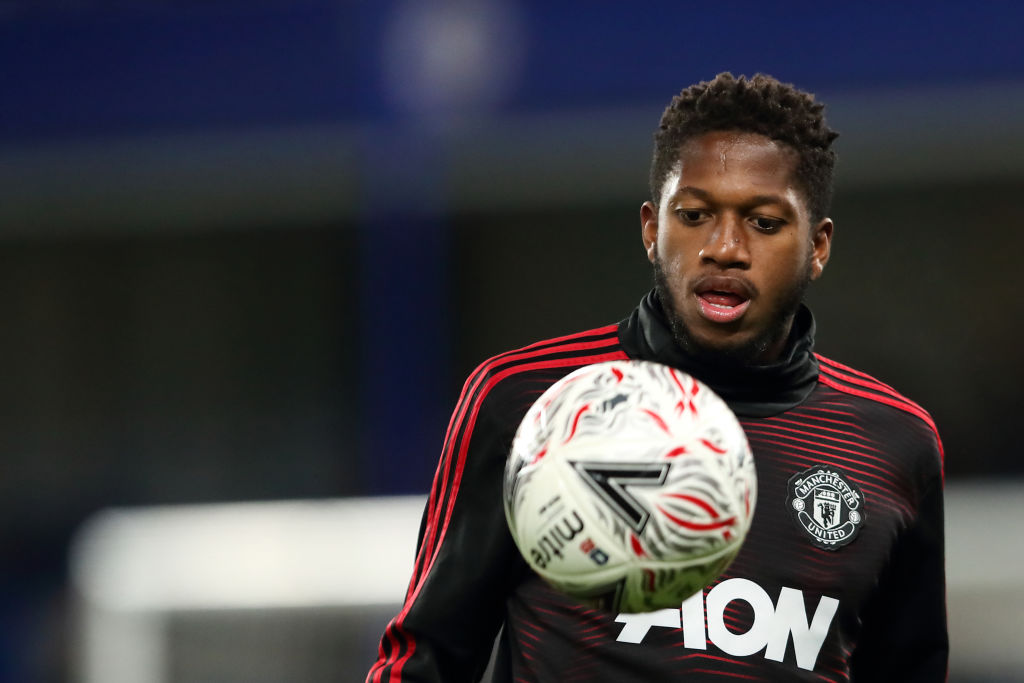 Ole Gunnar Solskjaer urges Fred to remain patient and hints at Crystal Palace start