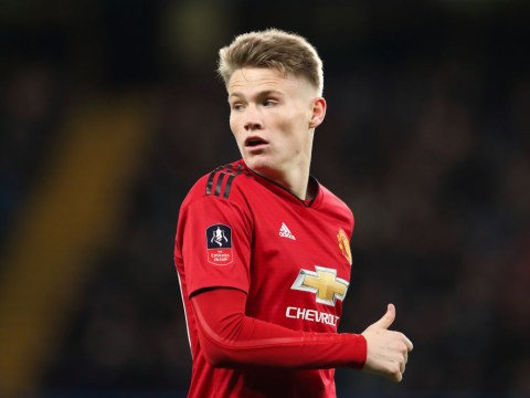 Ole Gunnar Solskjaer explains why he picked Scott McTominay in place of injured Manchester United star Nemanja Matic against Liverpool