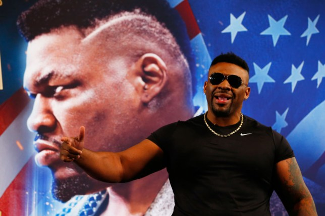 Joshua v Miller: Big Baby Jarrell Miller responds to Tyson Fury saying he was knocked down seven times in sparring
